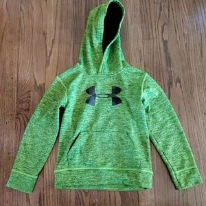 Under Armour Boys Youth Hoodie Size 7